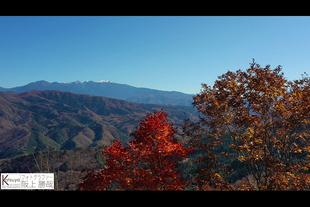 山岳空撮ドローン使用 高山市「国見山」