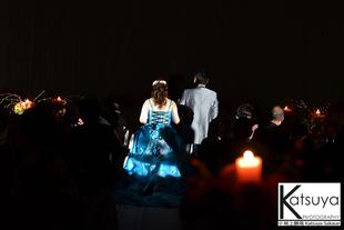 結婚式披露宴の撮影