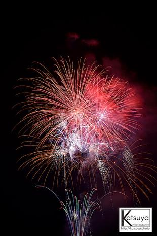 【花火大会 飛騨高山】2018高山市丹生川町夏祭り花火